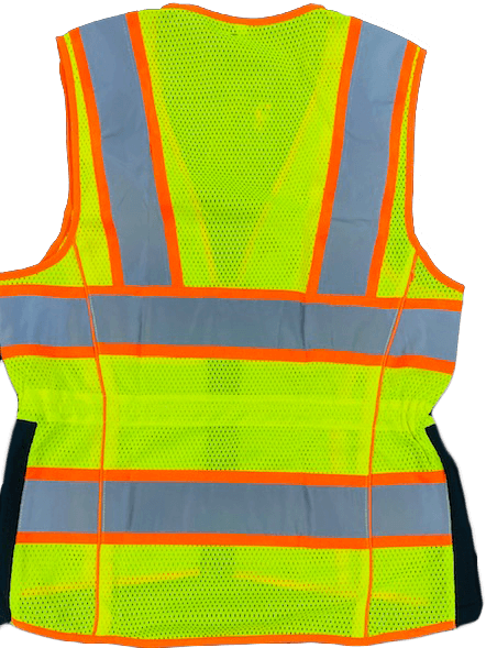 Safety4her Comfort Fit Class 2 Safety Vest 2